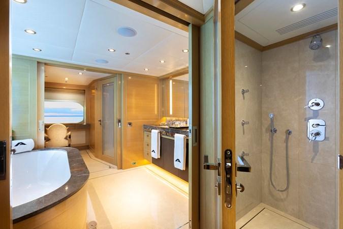 147' Sunrise 2014/2019 Master Bath  2014 SUNRISE Tri Deck Motor Yacht  Motor Yacht 2694948