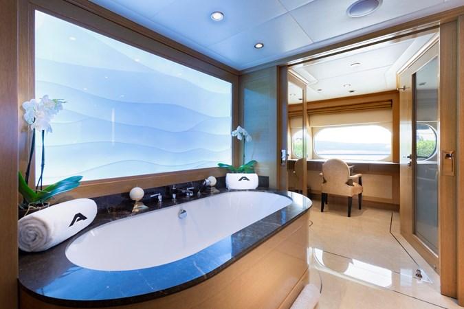 147' Sunrise 2014/2019 Master Bath 2014 SUNRISE Tri Deck Motor Yacht  Motor Yacht 2694949