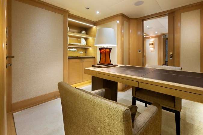 147' Sunrise 2014/2019 Master Stateroom Private  Study 2014 SUNRISE Tri Deck Motor Yacht  Motor Yacht 2694951
