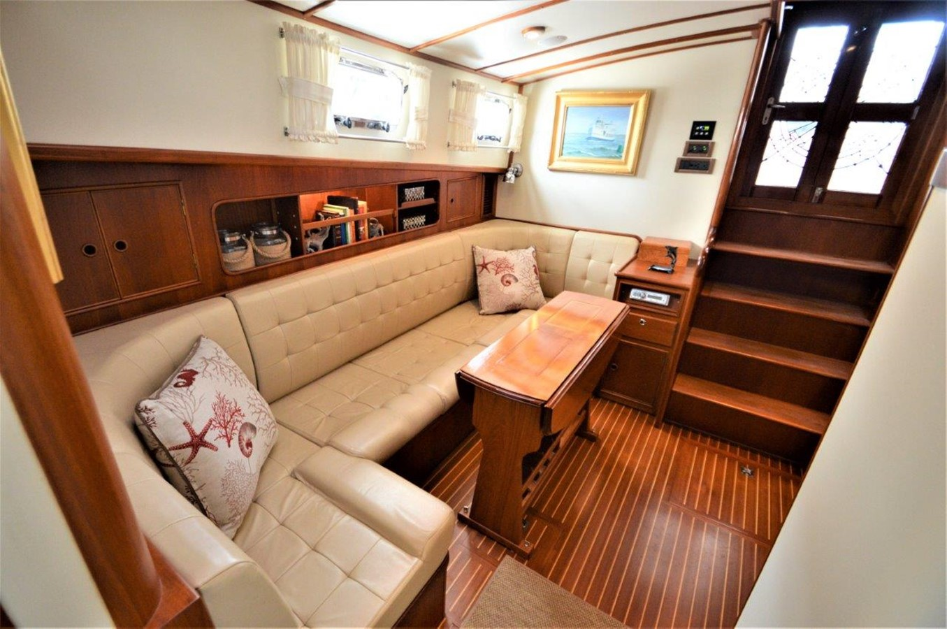 2000 GRAND BANKS 49 Eastbay HX Cruiser 2669753