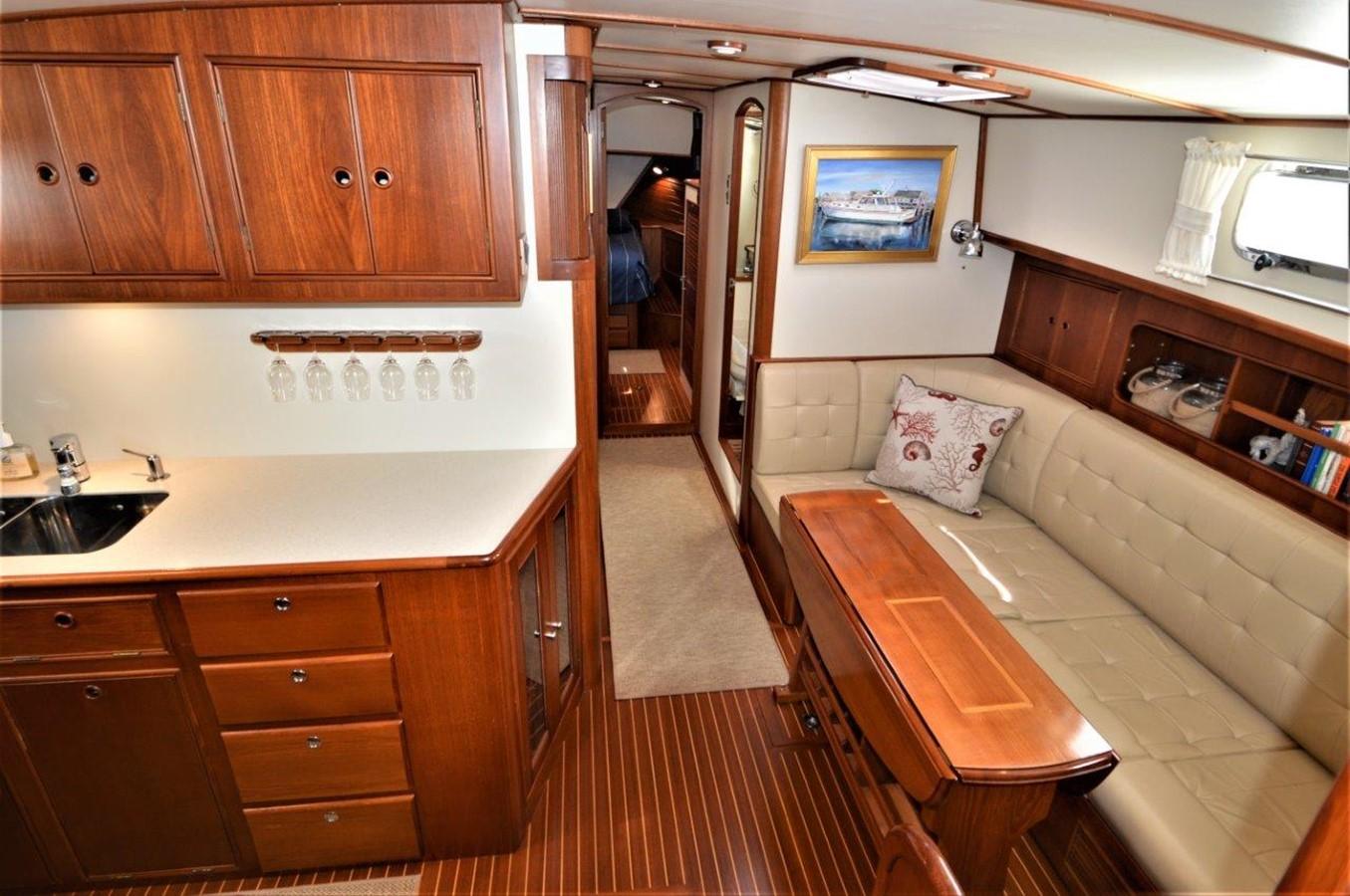 2000 GRAND BANKS 49 Eastbay HX Cruiser 2669754