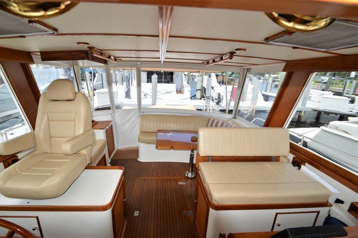 2000 GRAND BANKS 49 Eastbay HX Cruiser 2669757