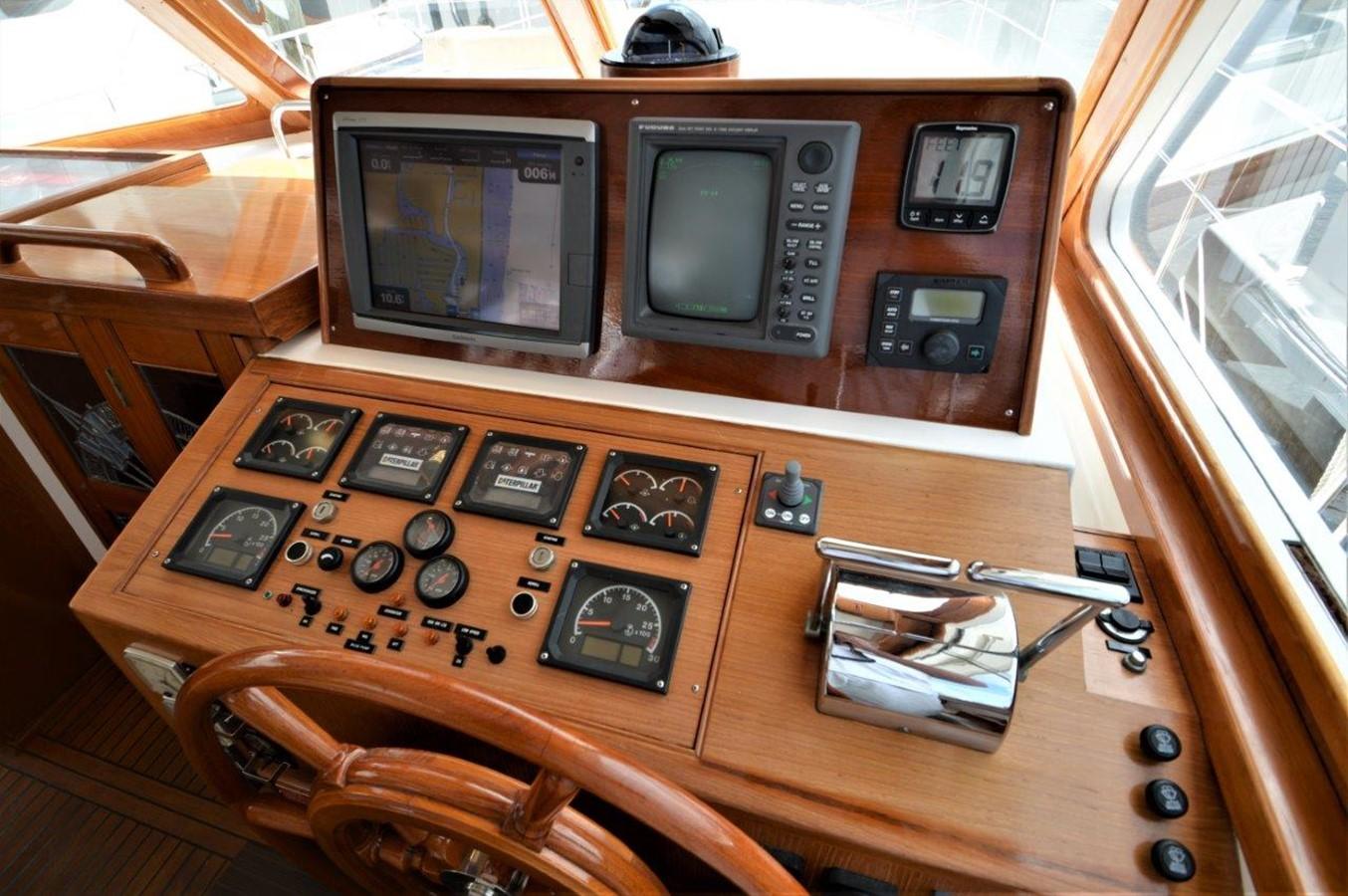 2000 GRAND BANKS 49 Eastbay HX Cruiser 2669763