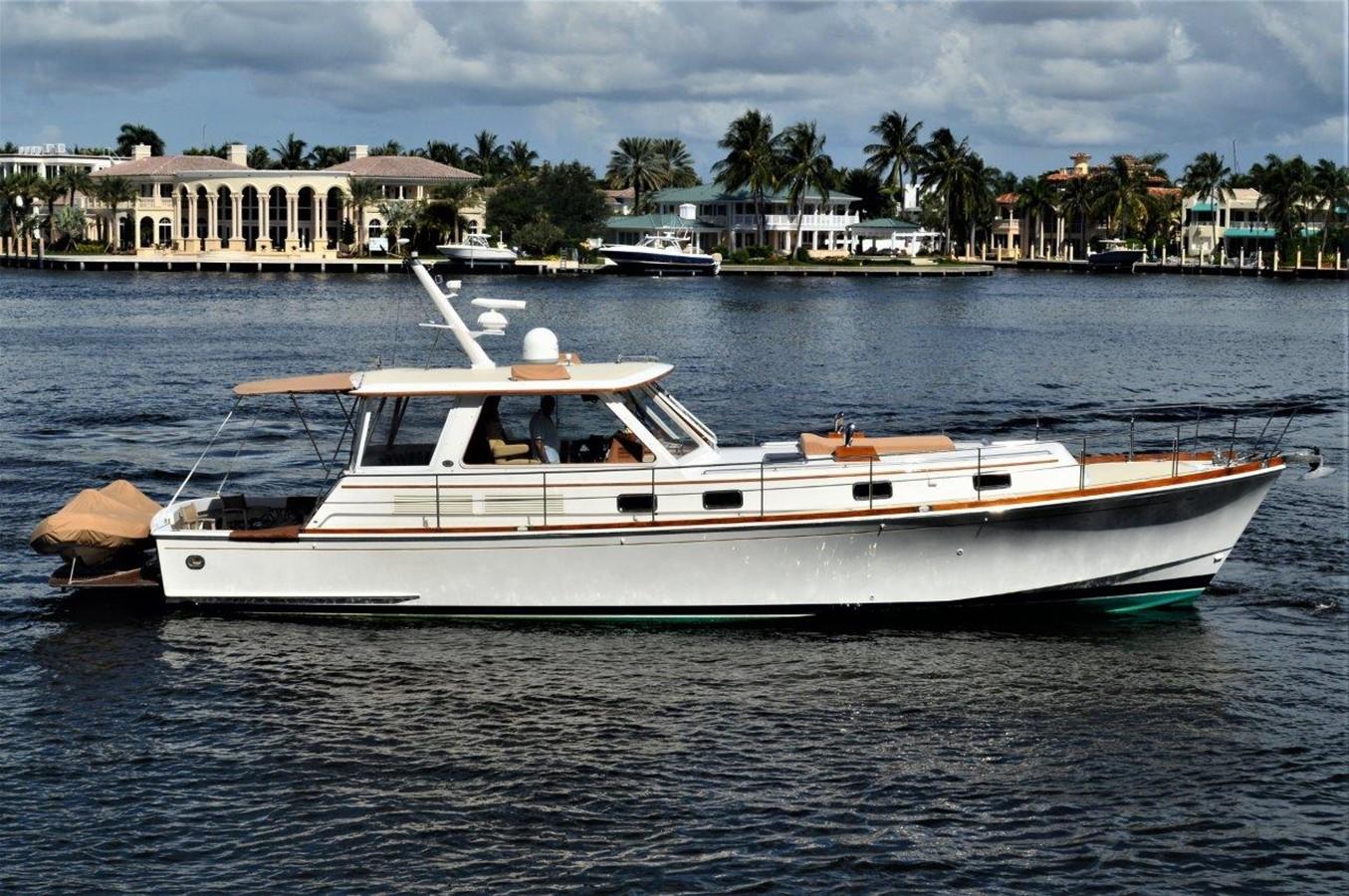 2000 GRAND BANKS 49 Eastbay HX Cruiser 2669776