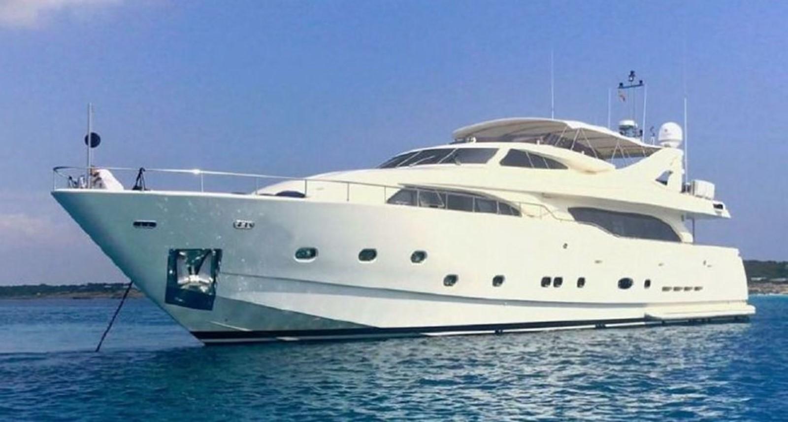 2003 FERRETTI YACHTS  Motor Yacht 2670046