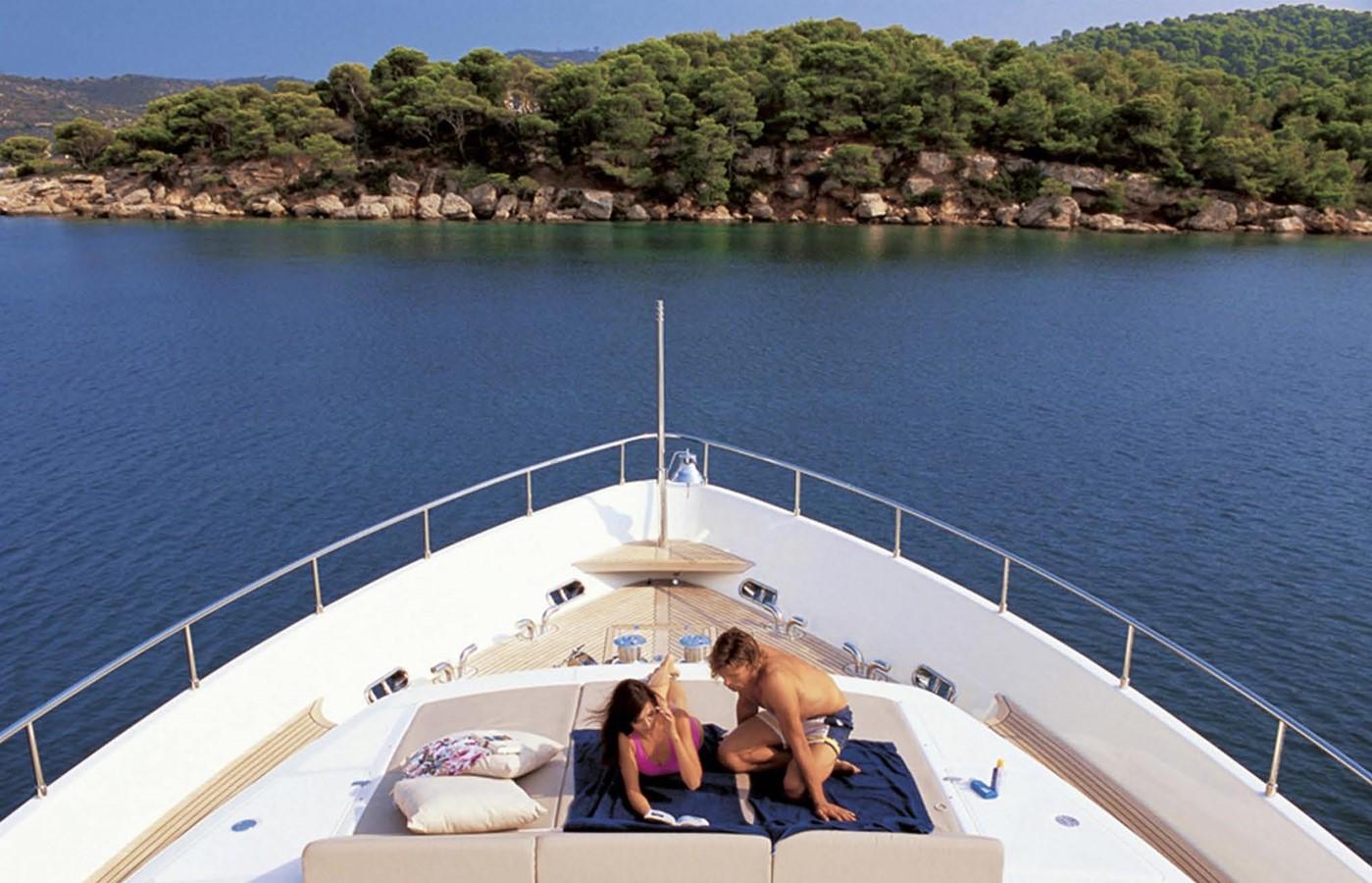 2003 FERRETTI YACHTS  Motor Yacht 2670047