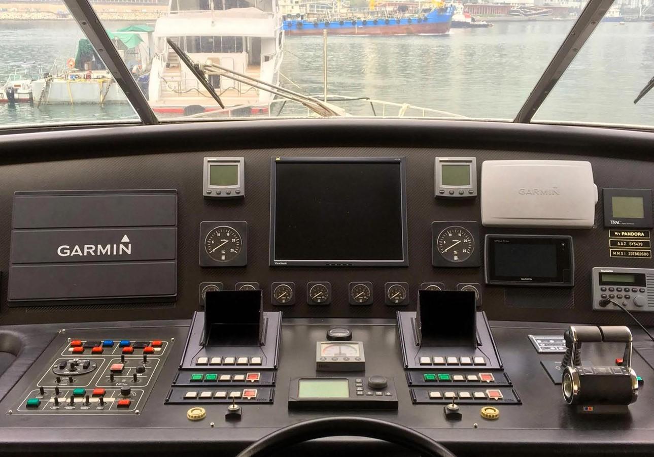 2003 FERRETTI YACHTS  Motor Yacht 2670057