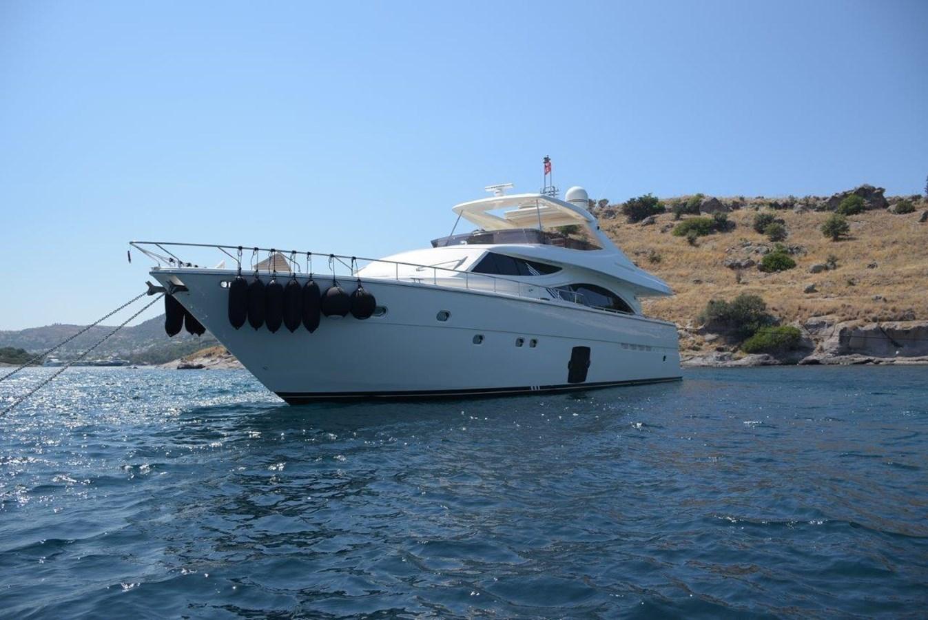 CHUPRIANA yacht for sale