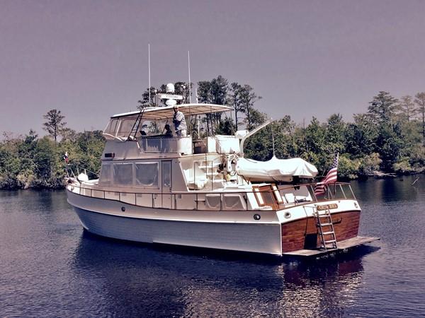 1993 Grand Banks Classic 49 1993 GRAND BANKS Classic Trawler 2670303