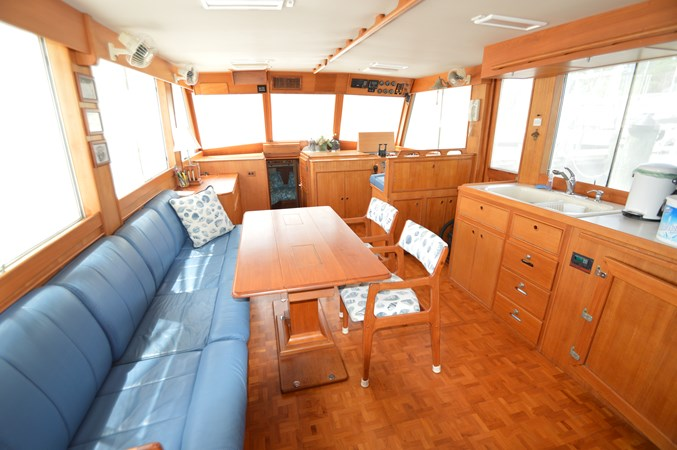 5 1993 GRAND BANKS Classic Trawler 2678296