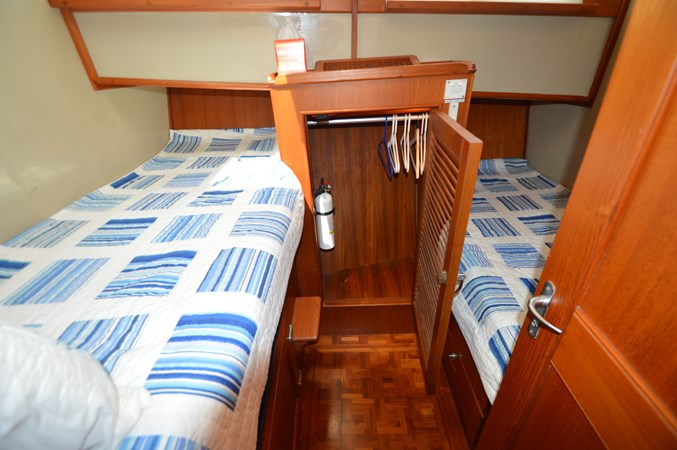 55 1993 GRAND BANKS Classic Trawler 2678346