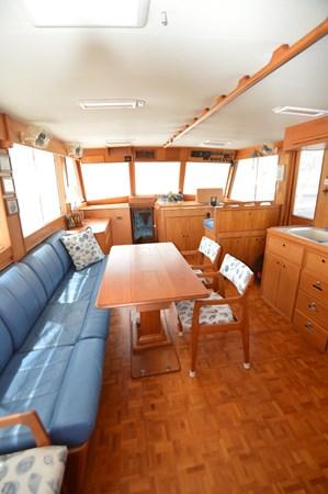 75 1993 GRAND BANKS Classic Trawler 2678366
