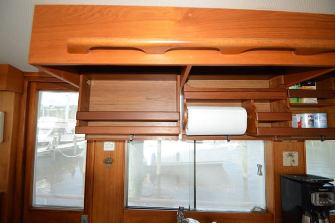 80 1993 GRAND BANKS Classic Trawler 2678371