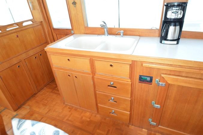 87 1993 GRAND BANKS Classic Trawler 2679049