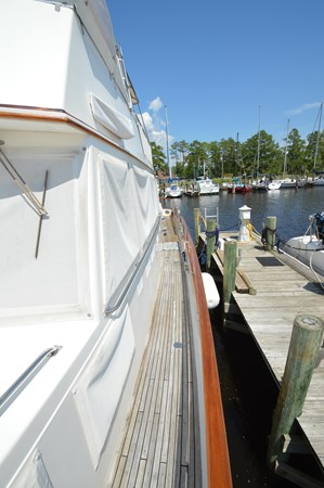109 1993 GRAND BANKS Classic Trawler 2679071