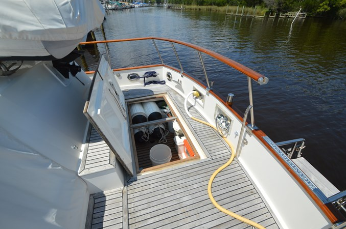 119 1993 GRAND BANKS Classic Trawler 2679082