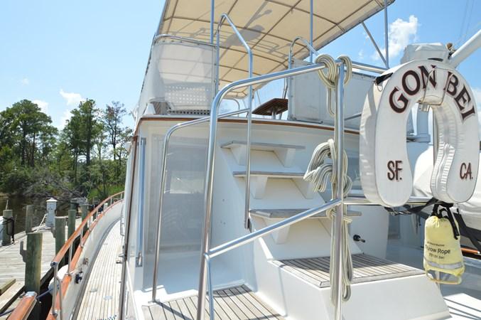 120 1993 GRAND BANKS Classic Trawler 2679083