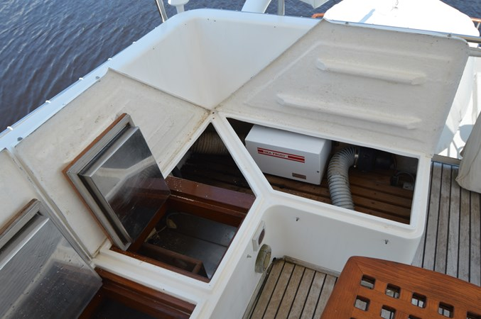 126 1993 GRAND BANKS Classic Trawler 2679089
