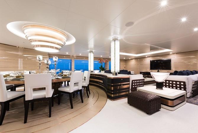 Sunrise 63m - Irimari - Main Deck Lounge - 05 2015 SUNRISE  Motor Yacht 2680866