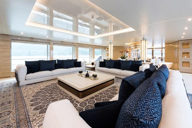 Sunrise 63m - Irimari - Main Deck Lounge - 07 2015 SUNRISE  Motor Yacht 2680868