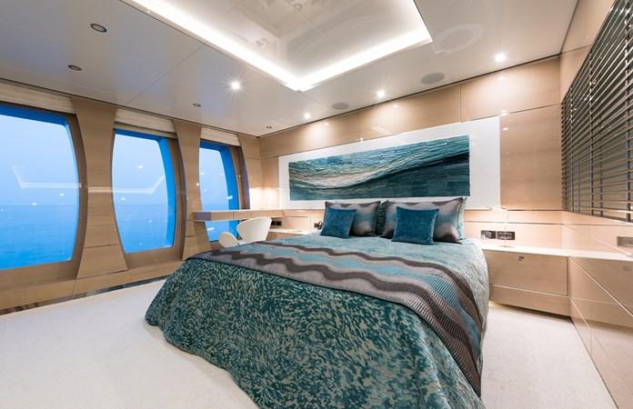 Sunrise 63m - Irimari - Main Deck VIP Cabin - 01 2015 SUNRISE  Motor Yacht 2680869