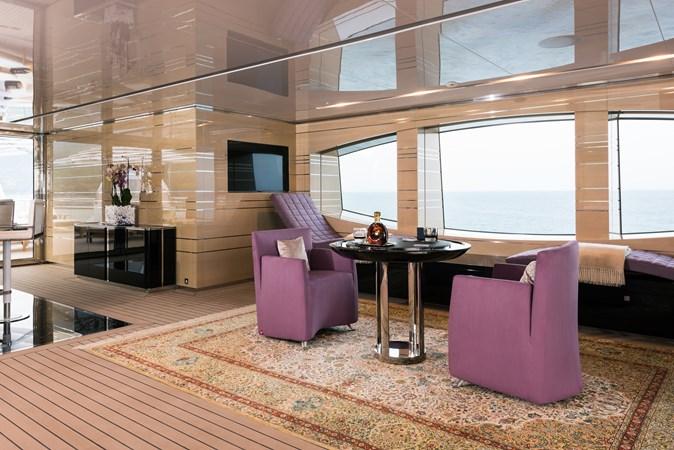Sunrise 63m - Irimari - Sun Deck Lounge - 01 2015 SUNRISE  Motor Yacht 2680877