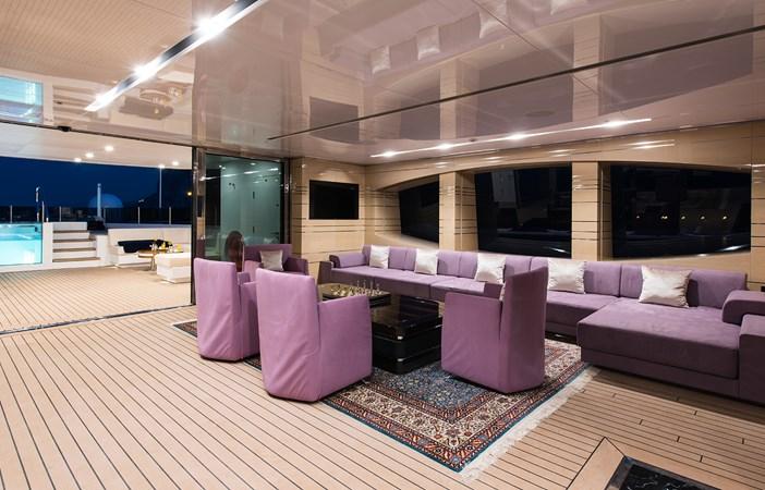 Sunrise 63m - Irimari - Sun Deck Lounge - 04 2015 SUNRISE  Motor Yacht 2680880