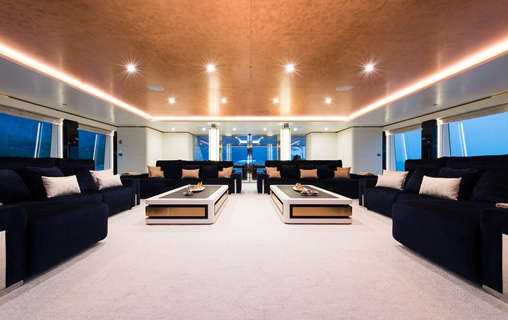 Sunrise 63m - Irimari - Upper Deck Lounge - 02 2015 SUNRISE  Motor Yacht 2680883