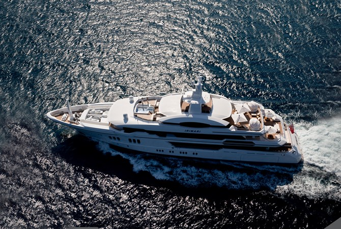 Underway 2015 SUNRISE  Motor Yacht 2680884