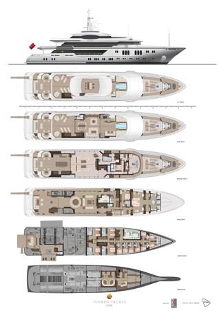 GA Irimari 2015 SUNRISE  Motor Yacht 2680887