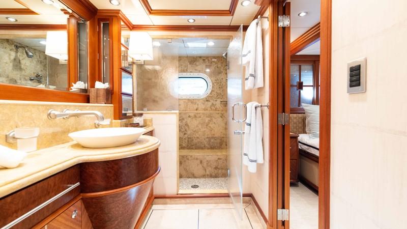 Guest Bath  2008 TRINITY Tri-Deck Motor Yacht 2672516
