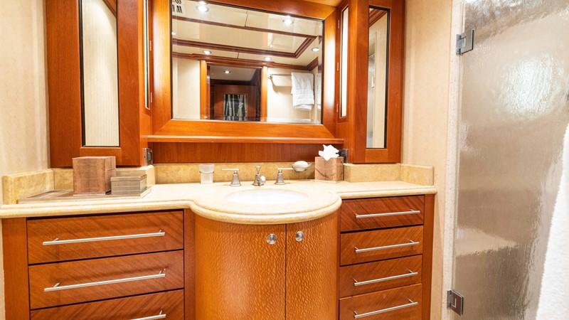 Guest Bath  2008 TRINITY Tri-Deck Motor Yacht 2672525