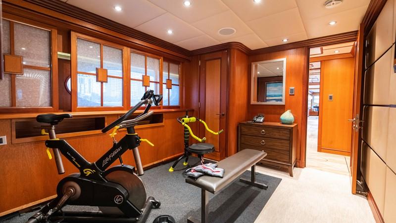 Gym 2008 TRINITY Tri-Deck Motor Yacht 2672529