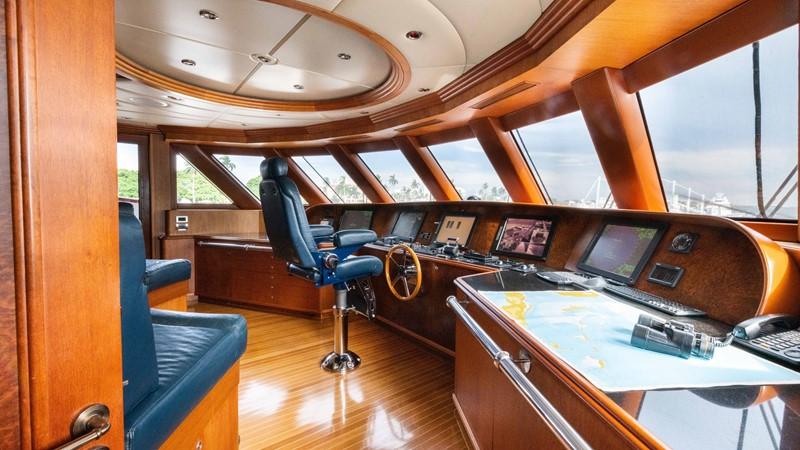 Pilothouse 2008 TRINITY Tri-Deck Motor Yacht 2672594