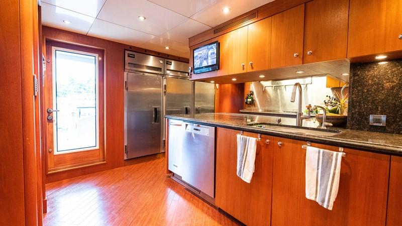 Galley 2008 TRINITY Tri-Deck Motor Yacht 2672599