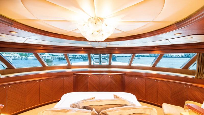 Master Stateroom - Panoramic Windows Fwd. 2008 TRINITY Tri-Deck Motor Yacht 2674051