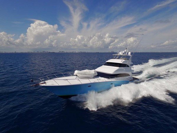 Profile Running 2010 SEA FORCE IX Sport Fisherman Motor Yacht 2670824