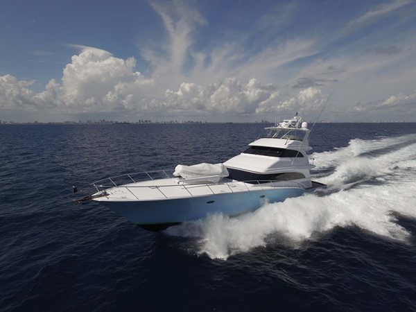 Profile Running 2010 SEA FORCE IX Sport Fisherman Motor Yacht 2670825