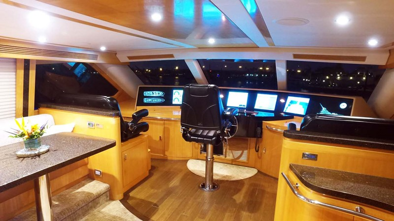 2010 SEA FORCE IX Sport Fisherman Motor Yacht 2670853