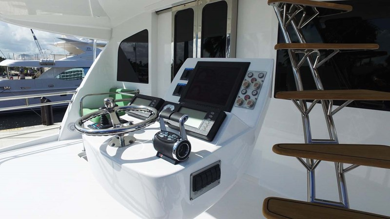 2010 SEA FORCE IX Sport Fisherman Motor Yacht 2670867