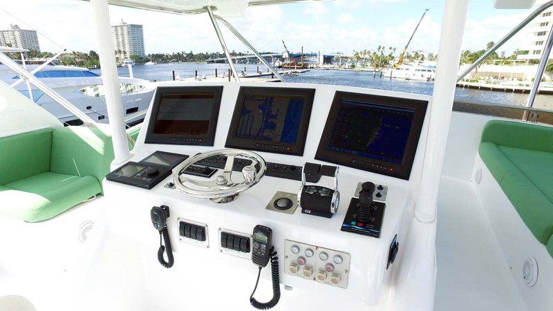 2010 SEA FORCE IX Sport Fisherman Motor Yacht 2670868
