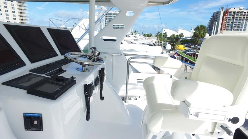 2010 SEA FORCE IX Sport Fisherman Motor Yacht 2670869