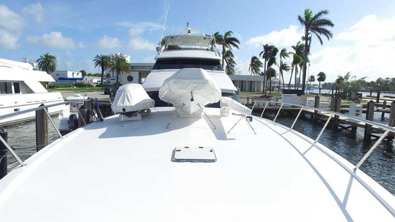 2010 SEA FORCE IX Sport Fisherman Motor Yacht 2670874