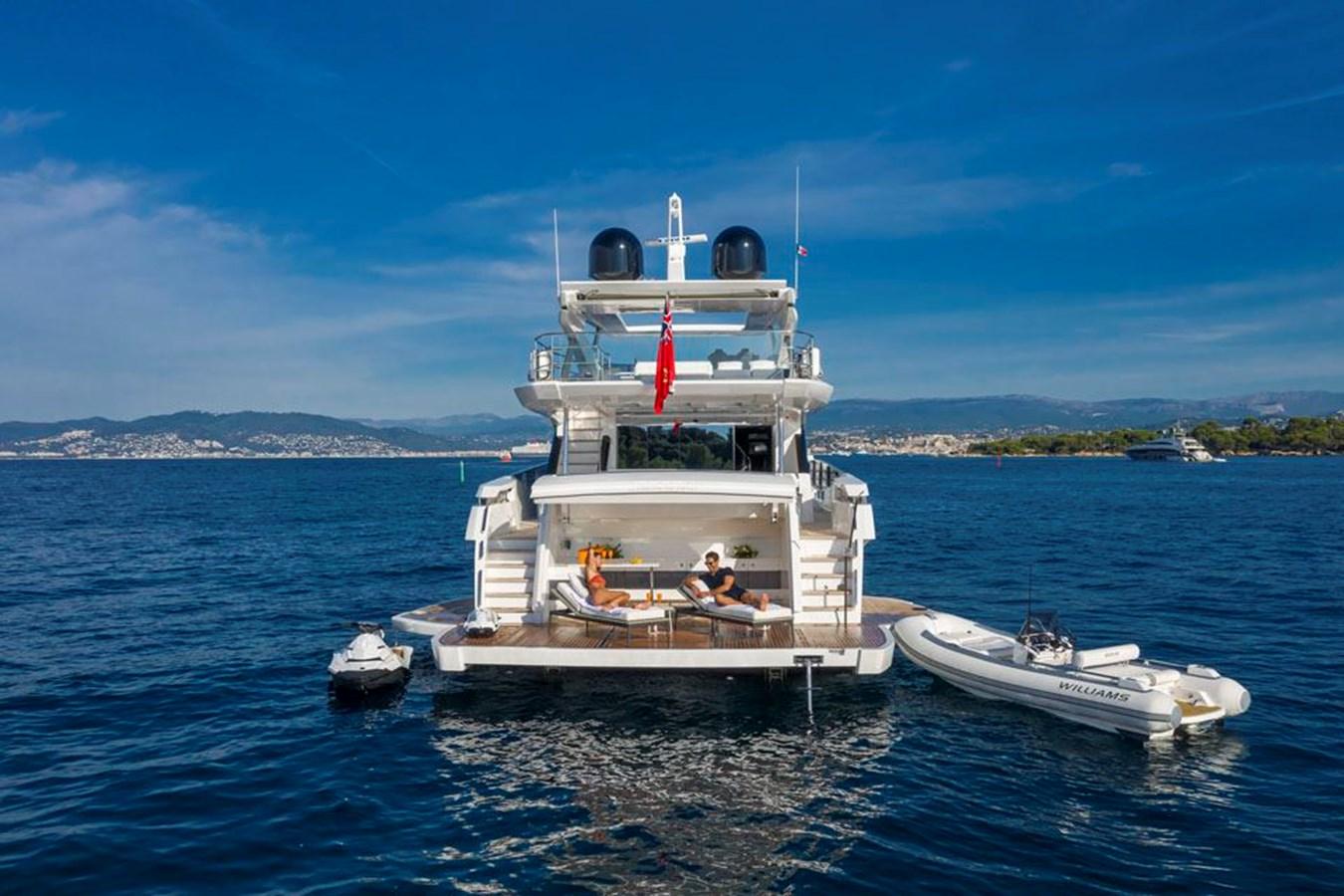 pearl-95-43 2020 PEARL MOTOR YACHTS Pearl 95 Motor Yacht 2737953