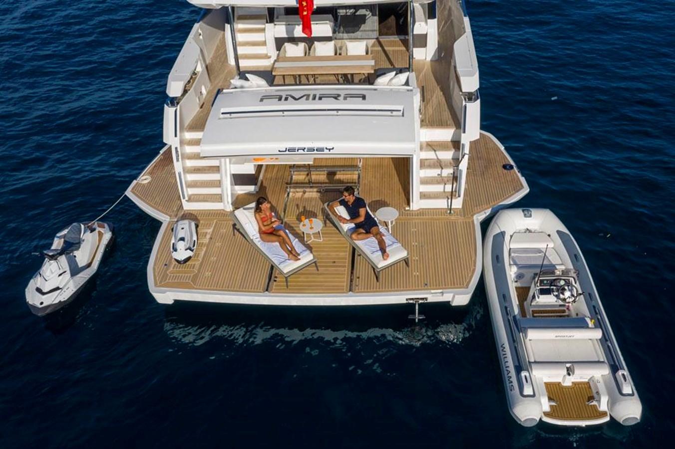 pearl-95-47 2020 PEARL MOTOR YACHTS Pearl 95 Motor Yacht 2737957