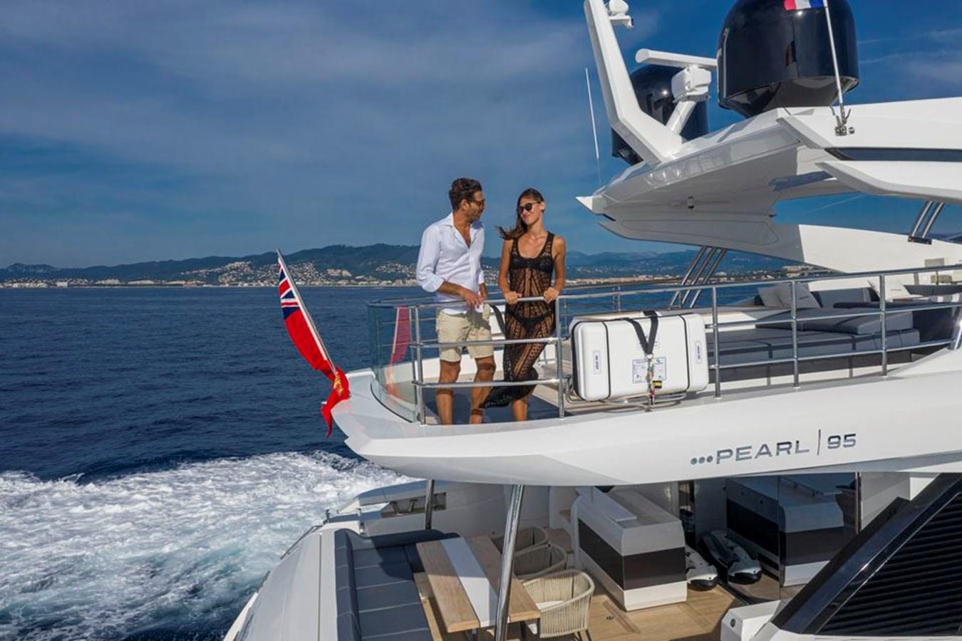 pearl-95-58 2020 PEARL MOTOR YACHTS Pearl 95 Motor Yacht 2737968