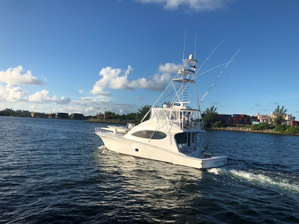 2006 HATTERAS 64 Convertible Sport Fisherman 2672726