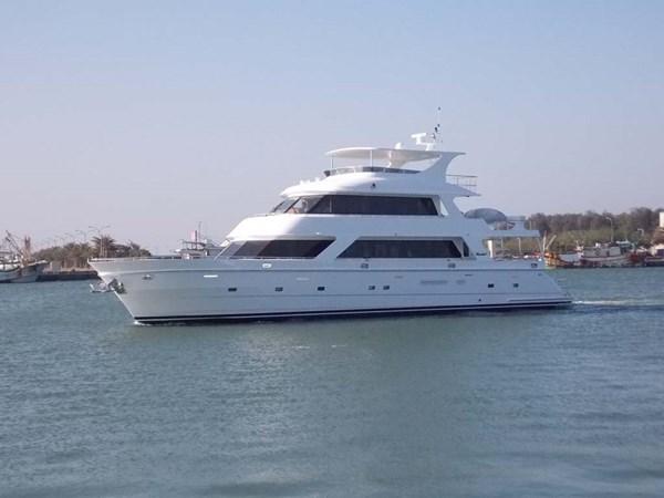 23 2020 PRESIDENT YACHTS 870 Tri Deck LRC Motor Yacht 2775499