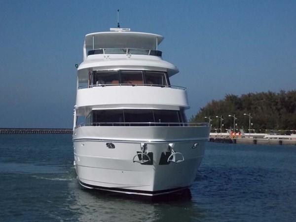 21 2020 PRESIDENT YACHTS 870 Tri Deck LRC Motor Yacht 2775500