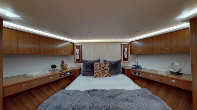 12 2020 PRESIDENT YACHTS 870 Tri Deck LRC Motor Yacht 2775503